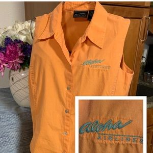 Aloha Airlines Top